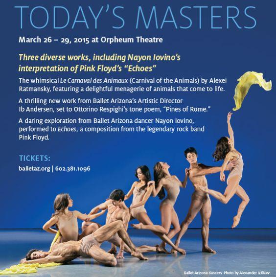 Promo for Ballet Arizona