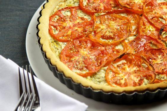 Tomaten-Ricotta-Tarte | Fine, Fresh & Food