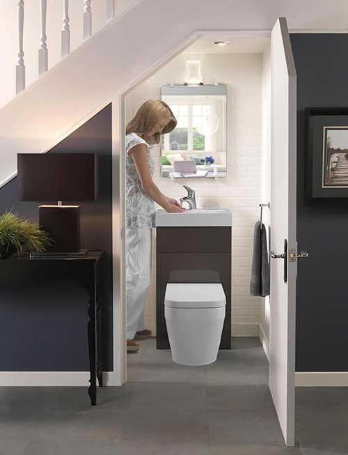 47++ Salle de bain sous escalier ideas in 2021