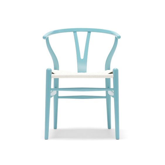 Hans Wegner CH24 Wishbone Chair – buy 5 get the 6th free, to complete your dining set! Great colors. Sale ends 7/31/12.