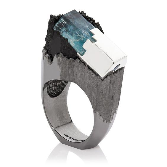 Ornella Iannuzzi ring.  love