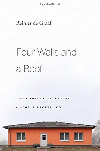 Four Walls And A Roof The Complex Nature Of A Simple Pro Https Www Amazon Com Dp 067497610x Ref Cm Sw R Pi Dp X Jkmd Fourth Wall Roof Green Roof Benefits