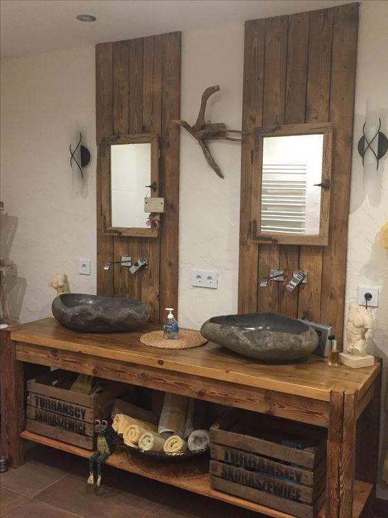 Teengirlbedroomideas Industriedesign Badezimmer Kleines Bad Dekorieren Badezimmer Holz