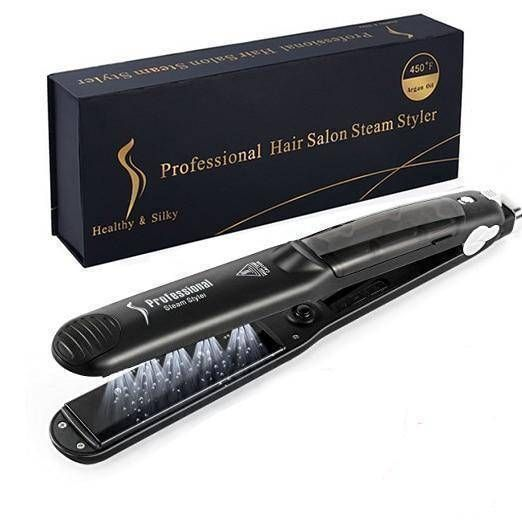Pin By Odet Sinahi On Hair Steam Hair Straightener Hair Steaming Professional Hair Straightener