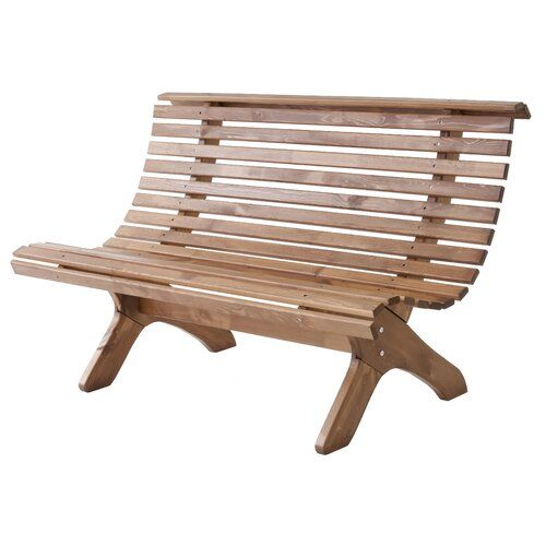 Oluna Wooden Bench Sol 72 Outdoor Colour Honey In 2020 Wooden