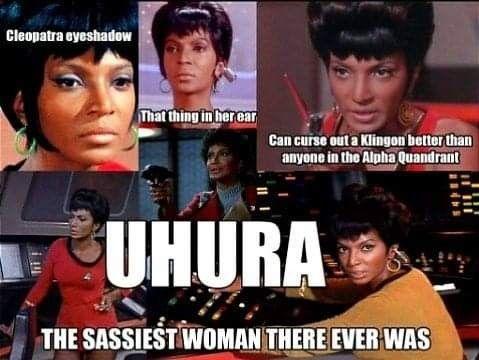 Pin By Melinda Miller On Beam Me Up Scotty In 2020 Sassy Women Klingon Incoming Call Screenshot