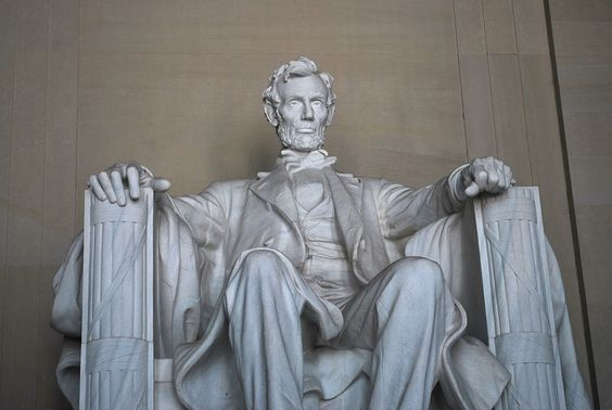 16th President of USA, Abraham Lincoln