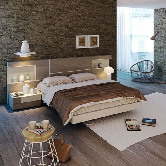 Chambre A Coucher Moderne 50 Idees Design Chambre A Coucher