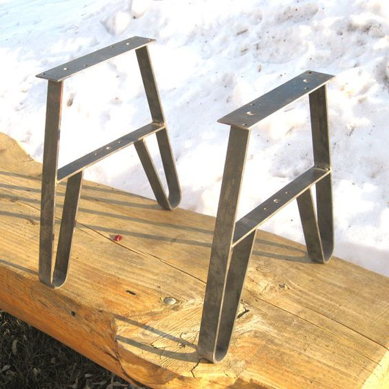 Outdoor Furniture Picnic Table Kit W Benches Made By Rusticliving Modern Garden