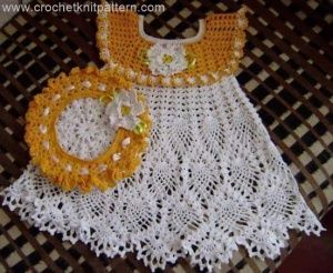 crochet patterns - baby