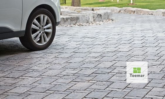 Toemar's paver of the week is Moderna!! Congratulations Moderna. At $4.38/sq foot, you are hardworking, beautiful and offer serious value. Check out this installation video... #bestwaystone #patiopavers #mississaugalandscaping #landscaping #mississauga