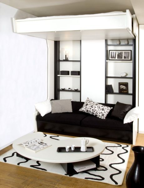 plateforme meubles and design on pinterest. Black Bedroom Furniture Sets. Home Design Ideas