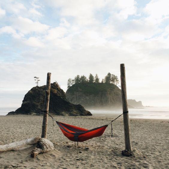 Beach hammock | VSCO | alexherbig