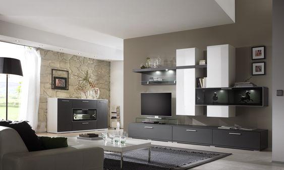 Salón Verona - Conforama Casa Pinterest - wohnzimmer braun beige weis