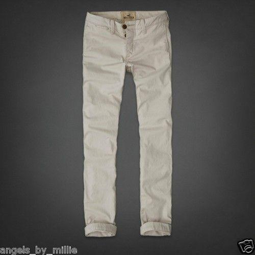 hollister khaki pants men