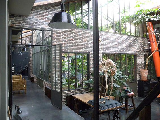Loft paris 9 me saint georges le magazine ateliers lofts associ s - Ateliers lofts associes paris ...