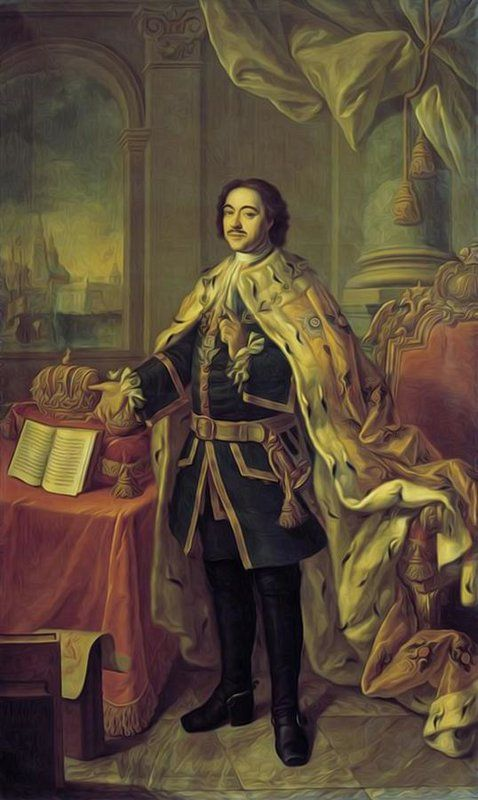 New Artwork Made With Love For You Portrait Of Tsar Peter I Poster By Antropov Aleksey Https Ift Tt 2mb90br Peter The Great Russian History Russia