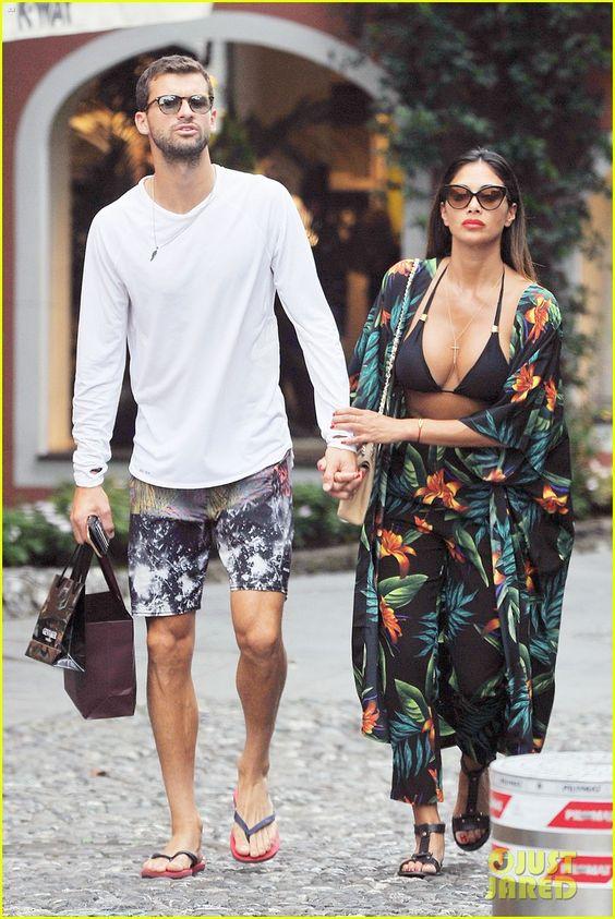 Nicole Scherzinger & Boyfriend Grigor Dimitrov Enjoy Romantic Vacation in…