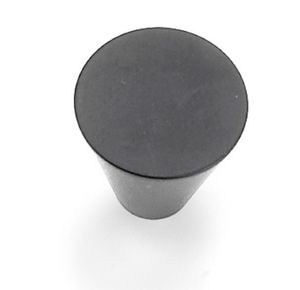 Laurey Cabinet Knobs, 1 Large Cone Knob- Oil-Rubbed Bronze