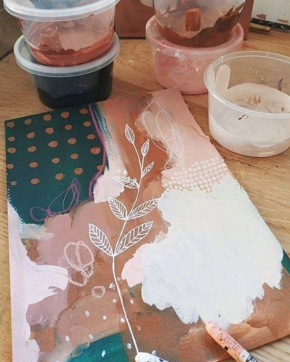 Auf Meinem Maltisch Heute Heute Maltisch Meinem Canvas Art Canvas Painting Diy Canvas Canvas Painting In 2020 Body Art Painting Art Courses Art