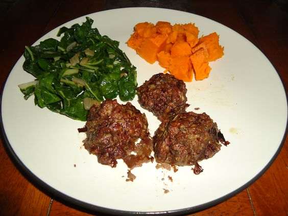 Easy Beef Liver Meatballs - good way to add highly nutritious offal to your diet