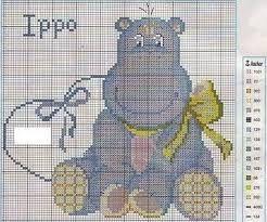 elefante em ponto cruz - Pesquisa Google
