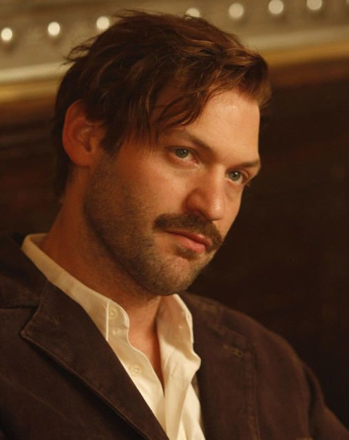 He was so amazing as Ernest Hemingway... Loved it!