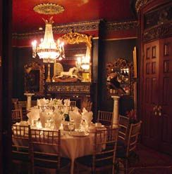 Mansion on O Street--explore more than 100 rooms and 70 secret doors at this Victorian and Art Deco private club and hotel in Dupont Circle. Fees vary.