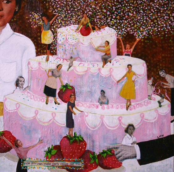 We Baked You a Cake by Lisa M. Williamson