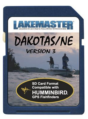 Lakemaster Digital Map Charts On Sd For Humminbird Gps Fishfinders
