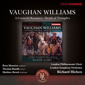 Vaughan Williams: A Cotswold Romance, Death Of Tintagiles   ArkivMusic