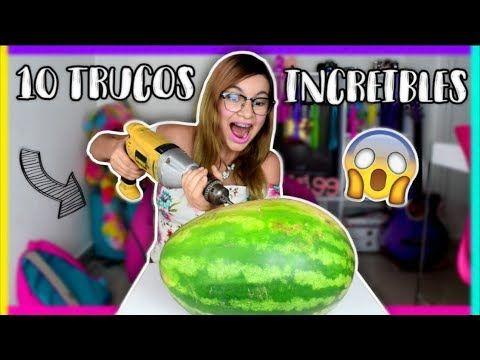 10 Trucos Con Comida Para Impresionar A Tus Amigos ğÿ Lulu99 Youtube Lulu99 Trucos Comida