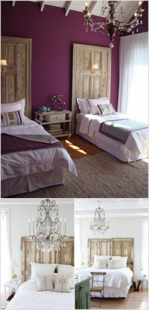 Alte Zimmertüren wiederverwenden - DIY Möbel aus Holz
