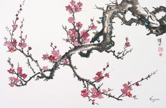 Harbinger of Spring (plum)