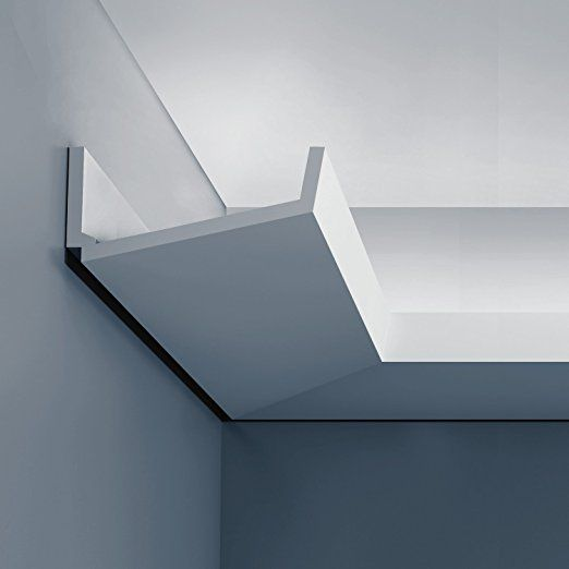 Indirekte Beleuchtung An Deckenleiste Indirekte Beleuchtung Wc Design Beleuchtung