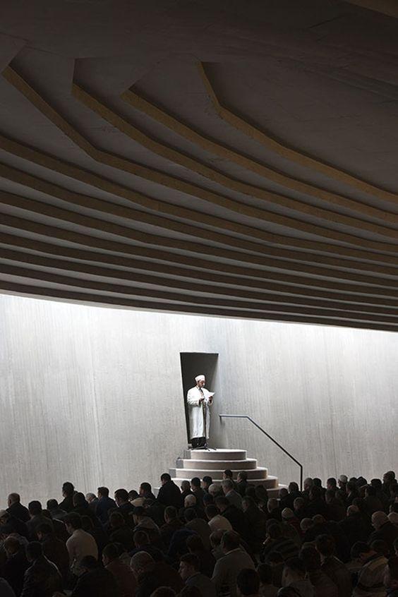 Galeria - Mesquita Sancaklar / Emre Arolat Architects - 13