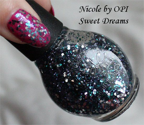 Nicole by OPI Sweet Dreams