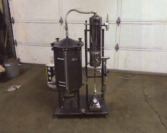 My Next Diy Project With Stefen 10 Gallon Stainless