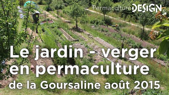 Montres and permaculture on pinterest for Jardin permaculture 2015