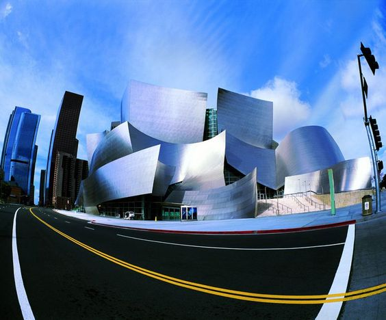 "Michael Doster photography ""Walt Disney Music Hall Frank Gehry"" buy online now on artsation.com"