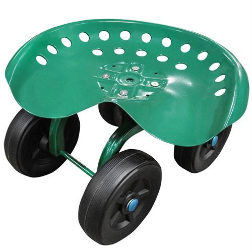 Low Riding Swivel Garden Seat Garden Seating Low Riding Tractor Seats