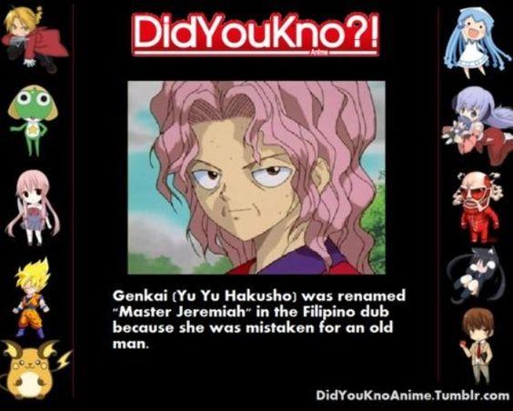 Explore Fun Facts, Anime Fun, and more!