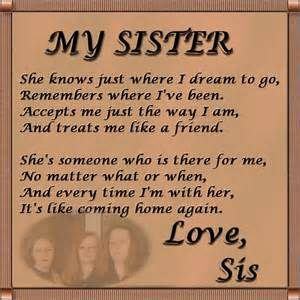 Older Sister Quotes From Younger Sister