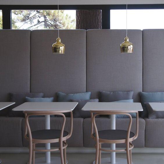 A330S Pendant by Artek: Hotels Restaurants, Restaurant Design, Cafe Restaurant, Furniture Banquettes, F4 Banquettes, Interiors Restaurants