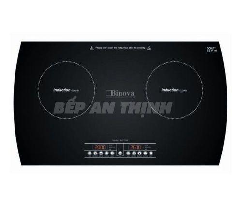 #Bếp #từ #Binova BI-2233-I http://bepanthinh.com/bep-dien-tu-binova_editor11.html