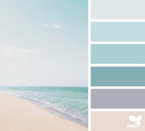 Color Sea Beach House Colors Beach Bedroom Colors Beach House Interior