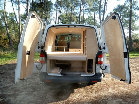 vw t5 micka l am nagement vehicule de loisirs camions am nag s pinterest vacances. Black Bedroom Furniture Sets. Home Design Ideas
