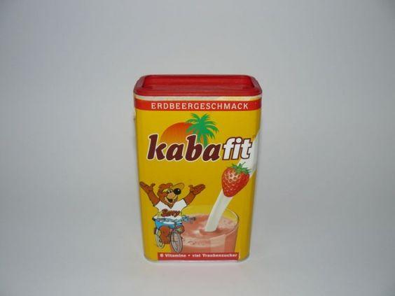 kaba fit Erdbeere