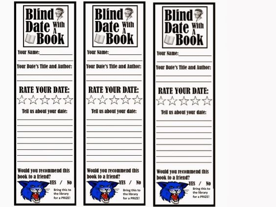 great ideas for blind dates The idea of going on a blind date can seem nerve-wracking one of the best things about blind dating is that you will be meeting people who.