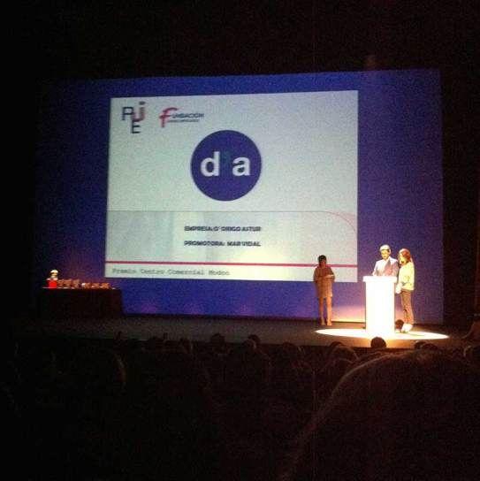Premios AJE Asturias 2014 Moodo D´origo Astur
